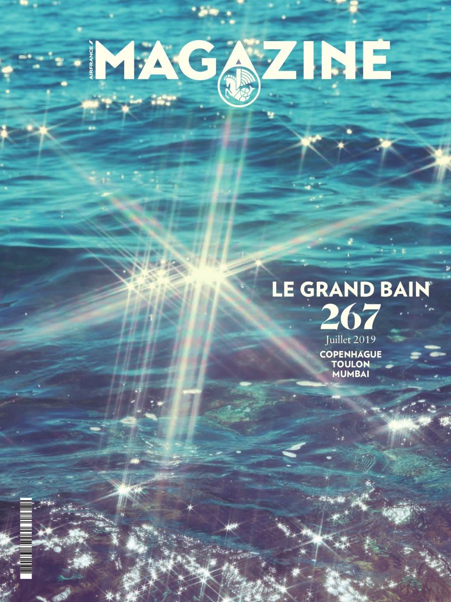 N°267 - LE GRAND BAIN - Juillet 2019