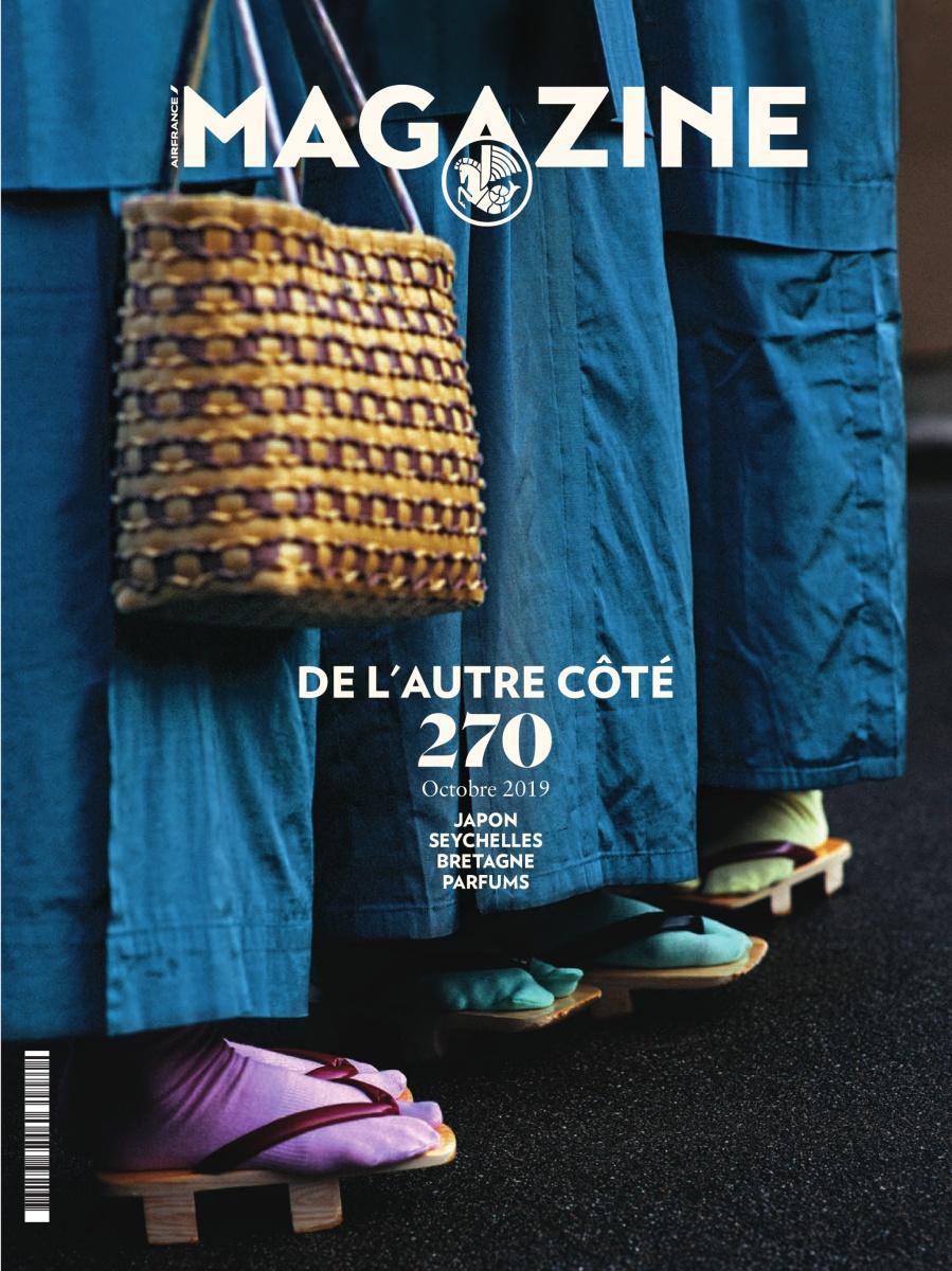 N°270 - DE L'AUTRE CÔTÉ - Octobre 2019