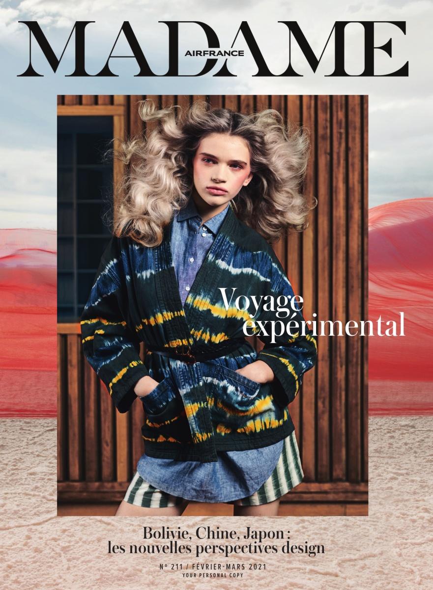 N°211 - Voyage experimental - Février/Mars 2021