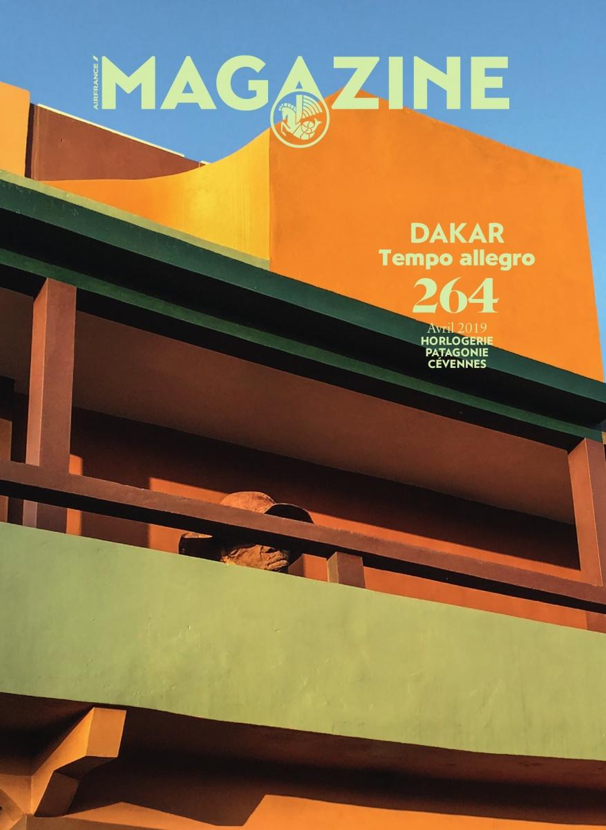 N°264 - DAKAR -  Avril 2019