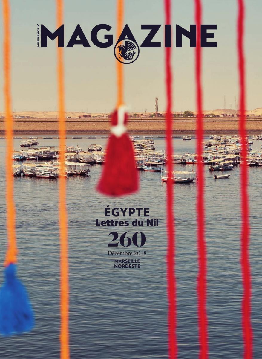 N°260 - ÉGYPTE - Décembre 2018